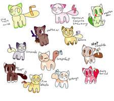 *juice cat customs*