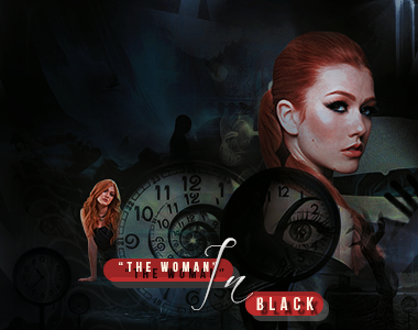 Woman In Black - Chapter Image by Walkinghues