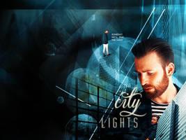 City Lights Blend by Artinthevein