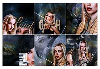 Dove Cameron Icon Set by Walkinghues