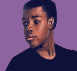 Finn - John Boyega