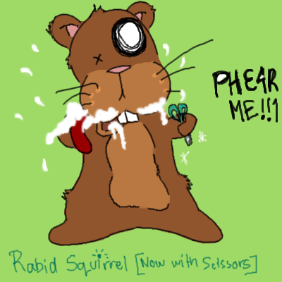 Rabid Squirrel Foaming | www.pixshark.com - Images ...