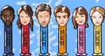 House MD: House of Pez by AquaticFishy