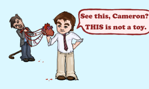 House MD: Not a Toy by AquaticFishy