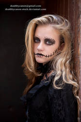 Facepaint 05 by deathbycanon-stock