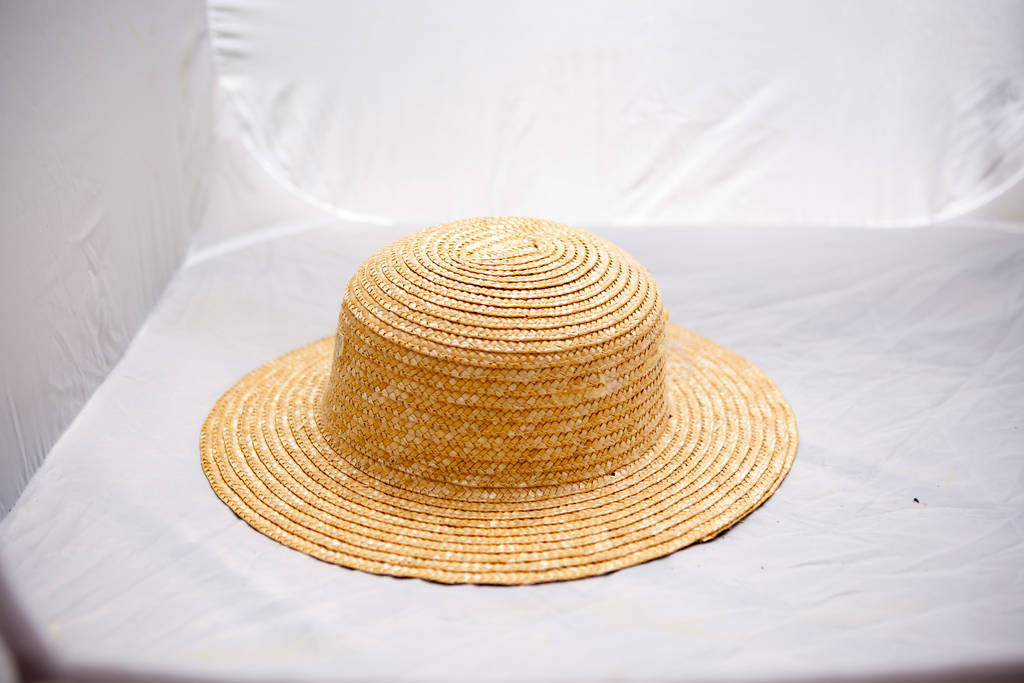 Straw Hat by deathbycanon-stock