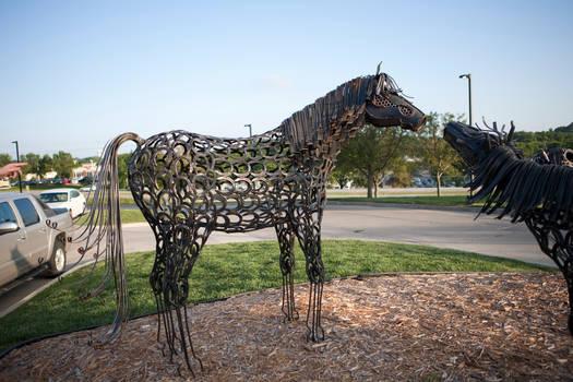 Steampunk Horse 01
