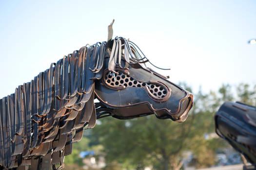 Steampunk Horse 03