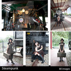 Steampunk Gallery Sample