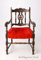 A Chair 2 by deathbycanon-stock