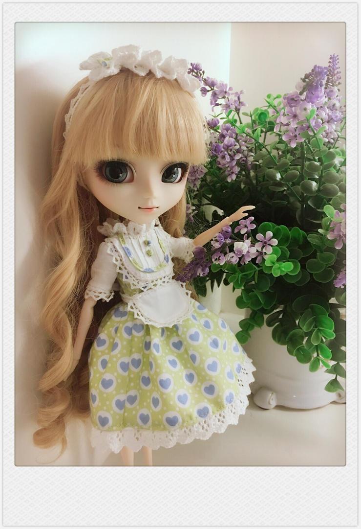 Handmade sweet lolita dress by iCandy33