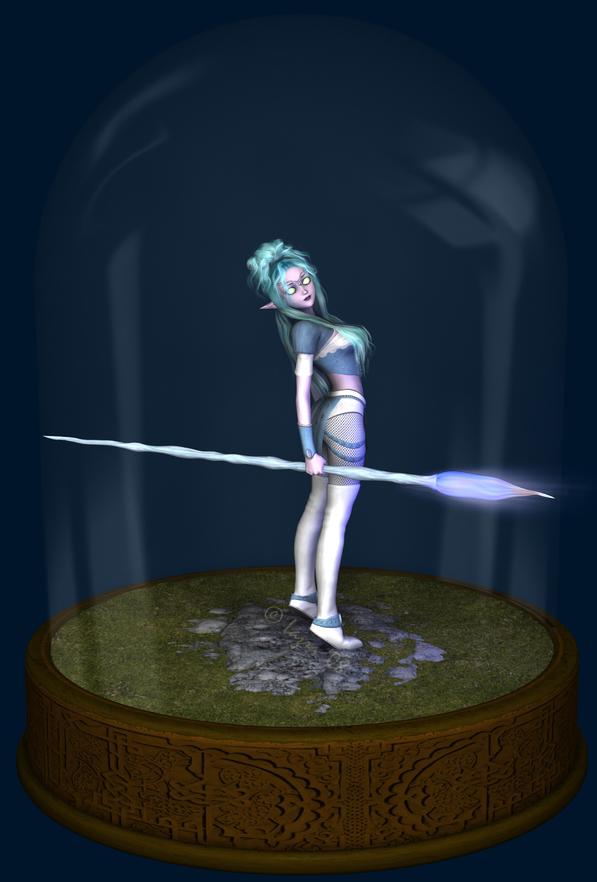 Night Elf Mage