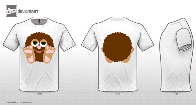 Bigfoot Tshirt