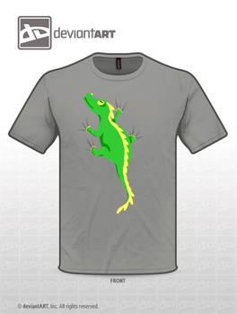 Lizard Tshirt