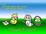 An Un-Happy Easter