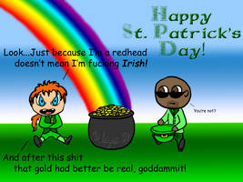 Un-Happy St. Patrick's Day