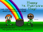 Un-Happy St. Patrick's Day