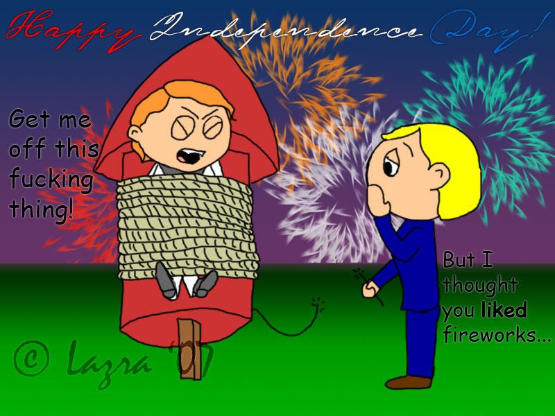 Un-Happy 4th of July