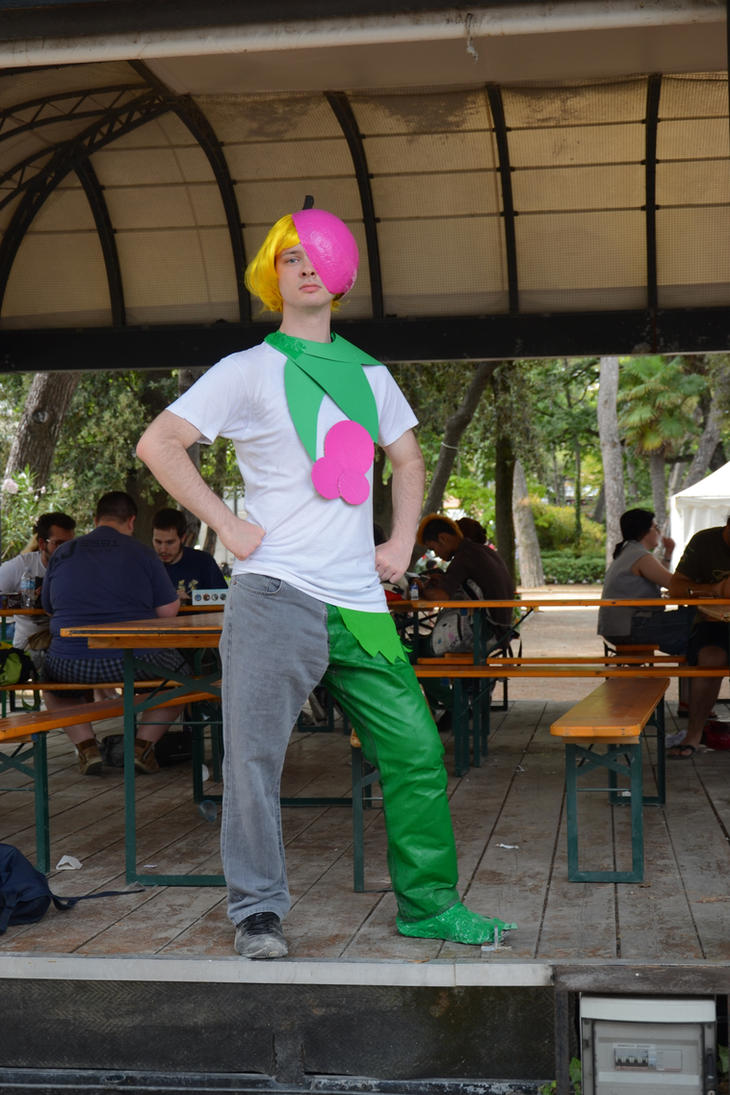 Mint Berry Crunch Cosplay