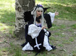 Suigintou (Rozen Maiden) - Cos-Parken 2013 by Groucho91