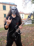 Mick Thomson (Slipknot) Lucca Comics 2017 by Groucho91