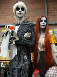 Jack and Sally - Cos-Mo 2019 by Groucho91
