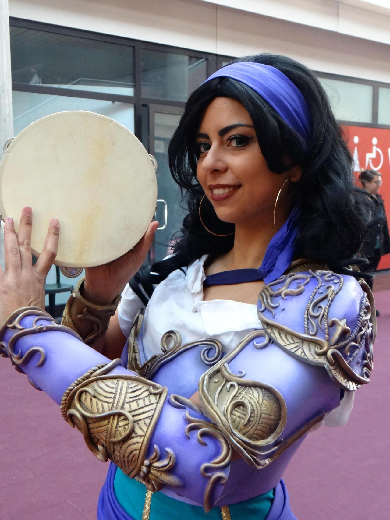 Warrior Esmeralda - Cos-Mo 2019
