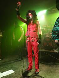 Gli Atroci live @ Alchemica Music Club, Bologna by Groucho91