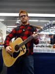 Ed Sheeran - Cos-Mo 2020 by Groucho91
