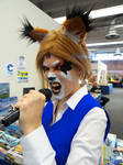 Aggretsuko - Cos-Mo 2020 by Groucho91