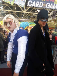 Darian and Uomo Volpe (Adrian) Nerd Show 2020