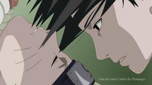 Sasuke and Naruto Classic by Hyuuugo