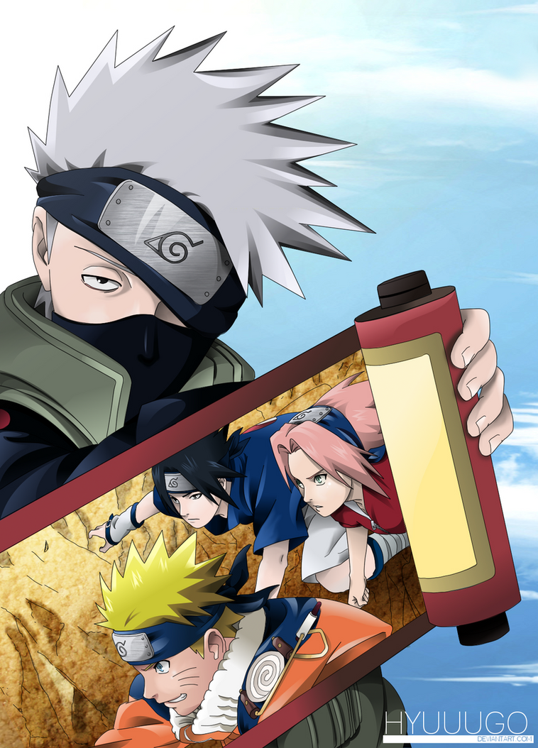 Team 7 by Hyuuugo