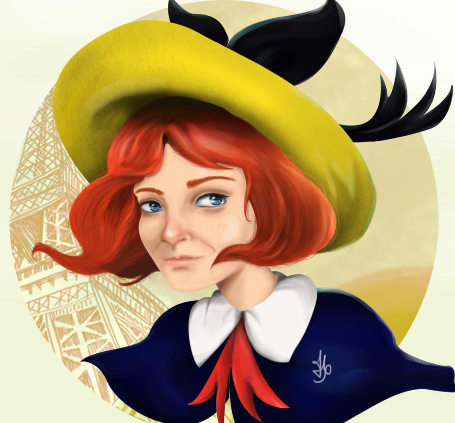 Madeline by Hyuuugo