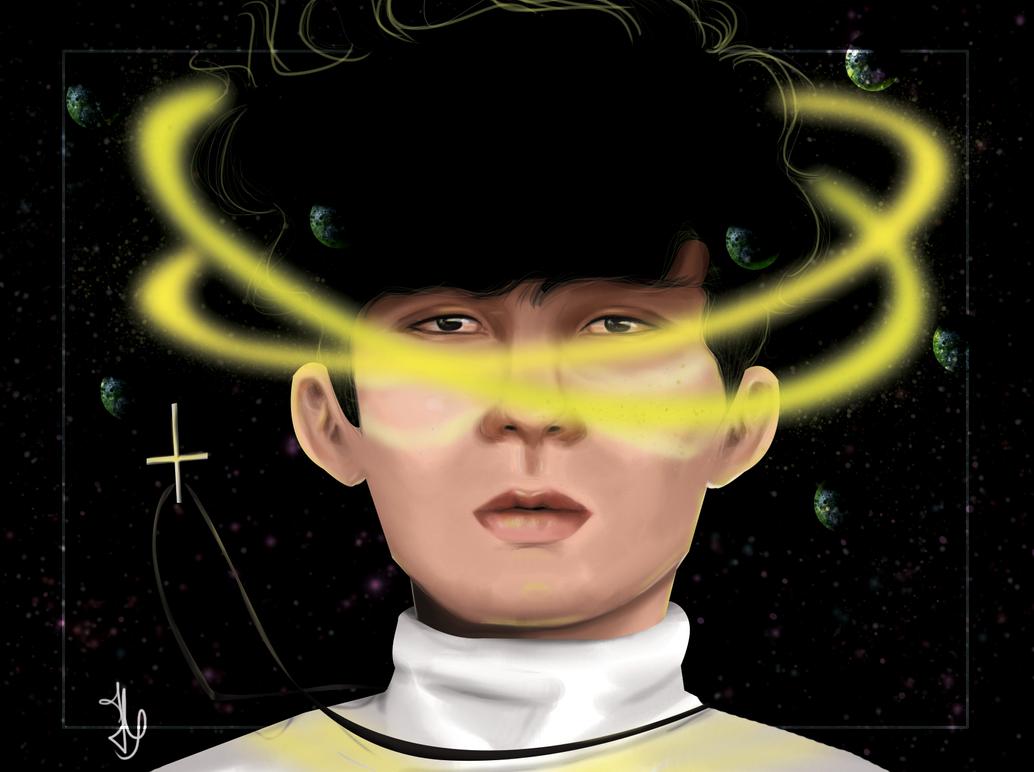 Saturn by Hyuuugo