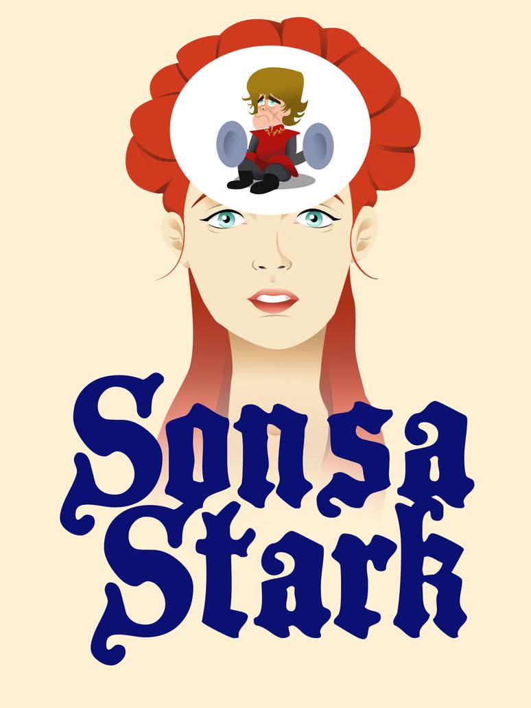 Sonsa Stark by Hyuuugo