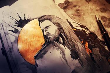 Thorin by Kinko-White