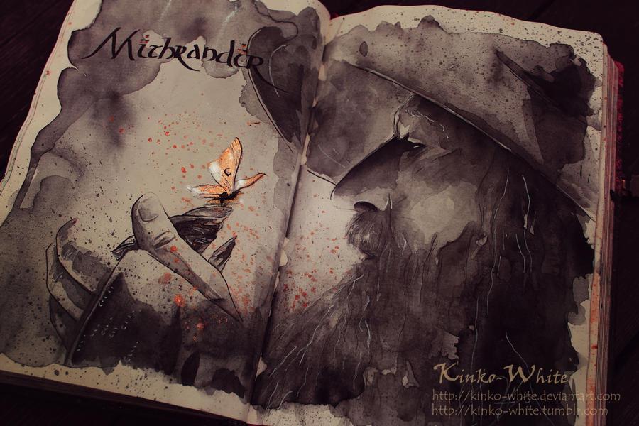 Mithrandir by Kinko-White