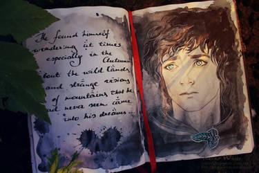 Frodo by Kinko-White
