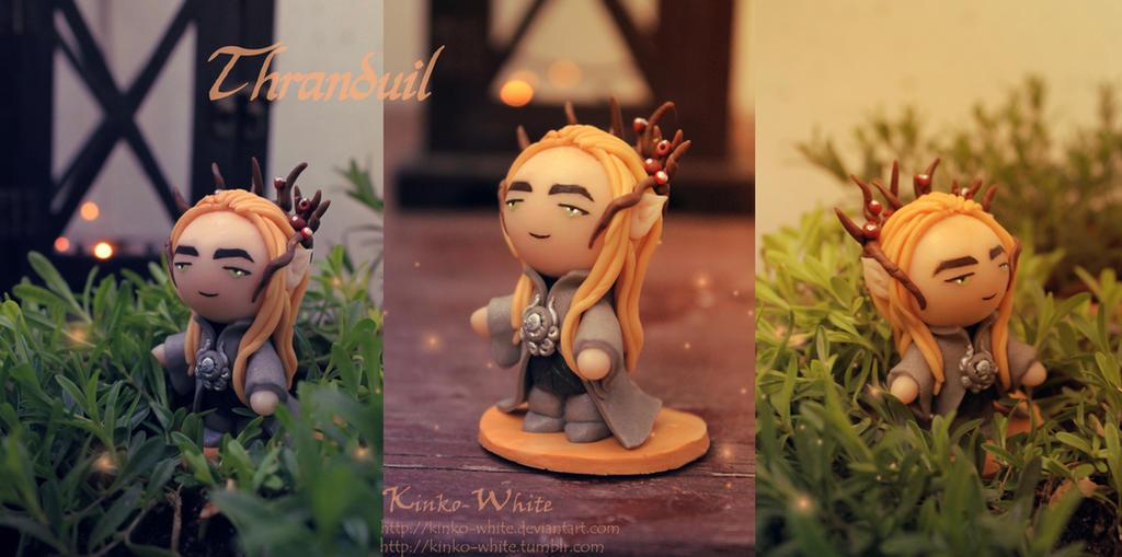 Thranduil by Kinko-White