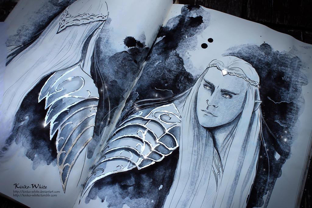 King's Armour by Kinko-White