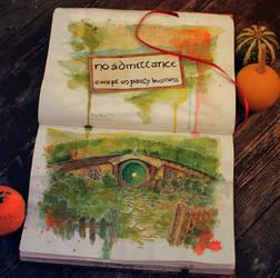 Autumn Party! by Kinko-White