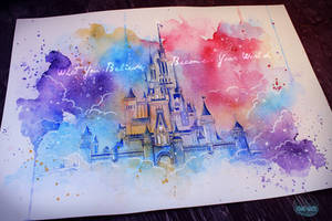 Dream Castle by Kinko-White