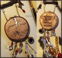 Dragon's Gold Amulet