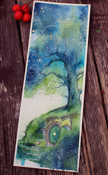 Oak tree Fireflies