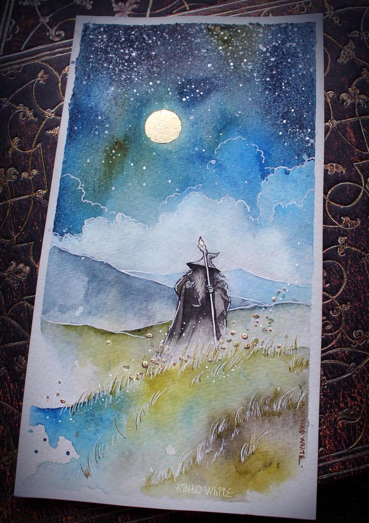 Wizard by Kinko-White