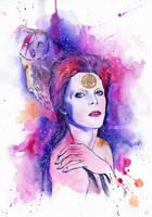 Bowie by Kinko-White