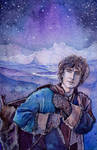 Bilbo: There...
