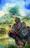 Bilbo: Back again...