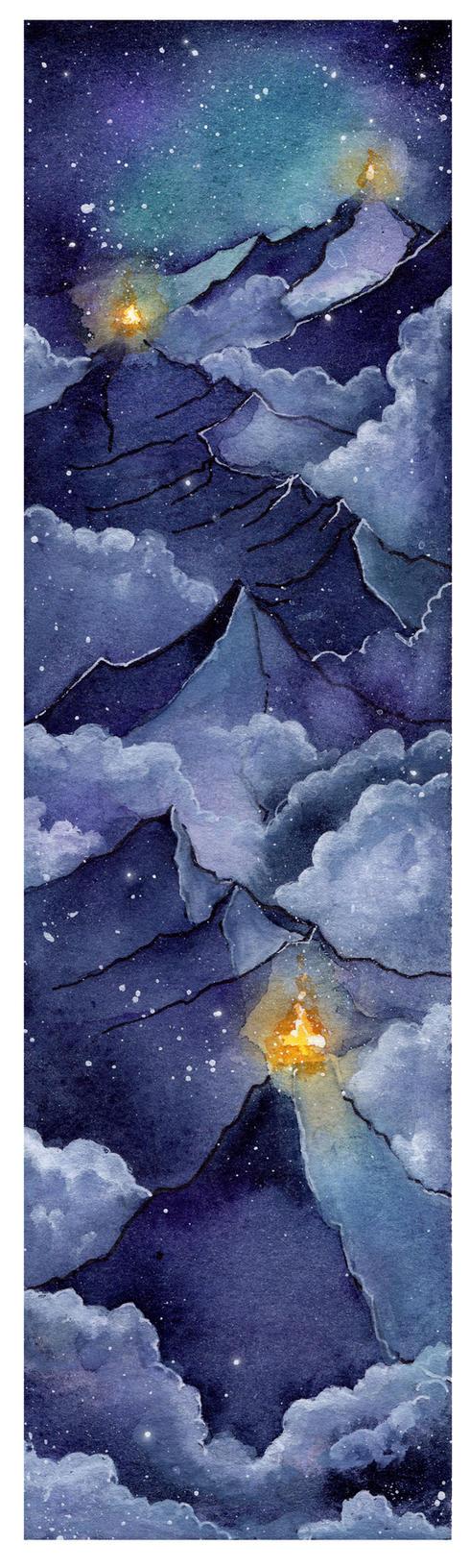 The Beacons by Kinko-White